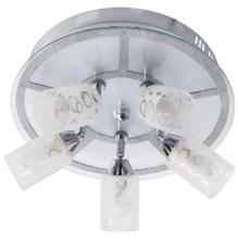 Потолочная люстра с пультом ДУ MW-Light Ультра
