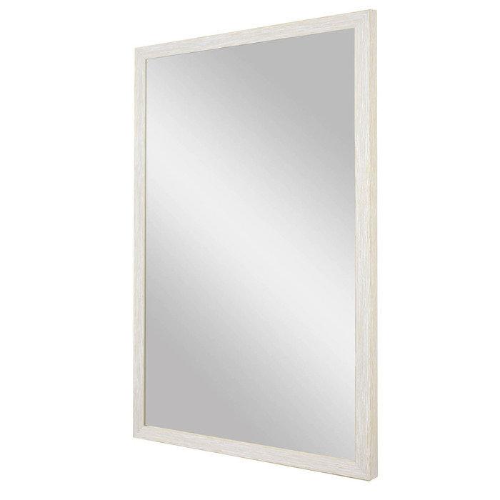 "Зеркало в узкой раме ""Белый Гамбург"""