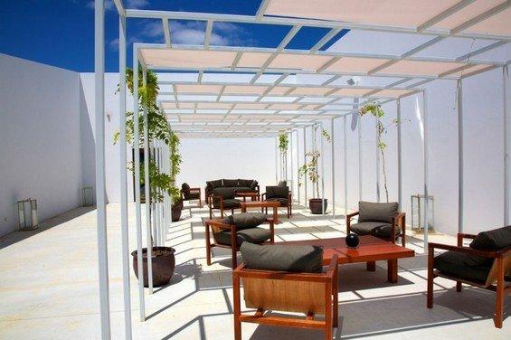 Фотография: Терраса в стиле Минимализм, Португалия, Дома и квартиры, Городские места, Отель – фото на INMYROOM