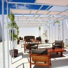 Фотография: Терраса в стиле Минимализм, Португалия, Дома и квартиры, Городские места, Отель – фото на InMyRoom.ru