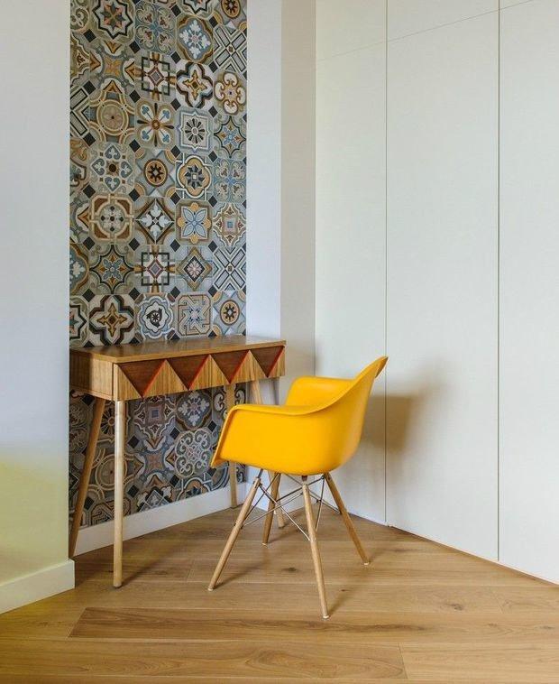 Фотография: Кабинет в стиле Скандинавский, Интервью, Woodi Furniture, Полина Балашова – фото на INMYROOM