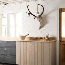 Фото из портфолио Деревенская кухня в городе – фотографии дизайна интерьеров на InMyRoom.ru