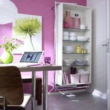 Фотография: Мебель и свет в стиле Современный, Кухня и столовая, Интерьер комнат – фото на InMyRoom.ru