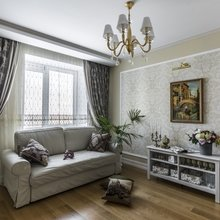 Фото из портфолио Квартира на Есенина. – фотографии дизайна интерьеров на InMyRoom.ru