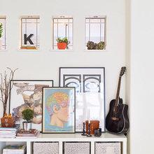Фотография: Декор в стиле Скандинавский, Современный, Декор интерьера, Квартира, Цвет в интерьере, Дома и квартиры, Стены, Гетеборг – фото на InMyRoom.ru