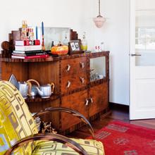 Фотография: Мебель и свет в стиле Кантри, Дома и квартиры, Интерьеры звезд, Ретро – фото на InMyRoom.ru