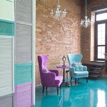 Фото из портфолио Loft-пространства – фотографии дизайна интерьеров на INMYROOM