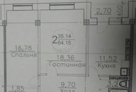 создать детскую комнату в 2-к квартире