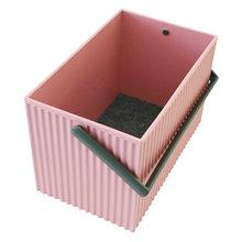 Органайзер-бокс omnioffre средний розовый