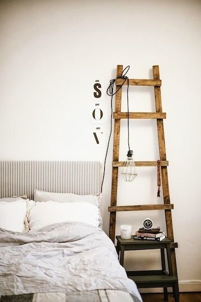 Фотография: Спальня в стиле Скандинавский, Декор интерьера, Дом, Хранение, Декор, Декор дома – фото на InMyRoom.ru