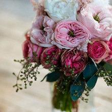 Фотография: Флористика в стиле , Декор интерьера, Декор дома, Декор свадьбы, Цветы, Свадебный декор – фото на InMyRoom.ru