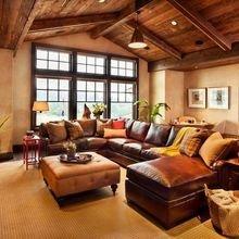 Фотография: Гостиная в стиле Кантри, Декор интерьера, Квартира, Дом, Декор – фото на InMyRoom.ru