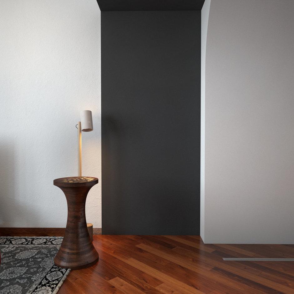 Фотография: Мебель и свет в стиле Современный, Эклектика, Квартира, Дома и квартиры, Проект недели – фото на InMyRoom.ru