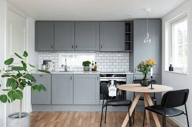 Фотография: Кухня и столовая в стиле Скандинавский, Дом и дача – фото на INMYROOM