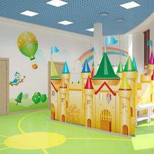 Фото из портфолио Дизайн детского сада ЭФКО г.Белгород – фотографии дизайна интерьеров на INMYROOM