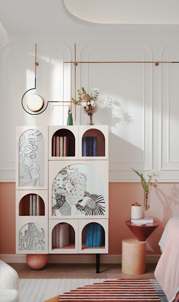 Фотография: Спальня в стиле Минимализм, Вдохновение – фото на INMYROOM