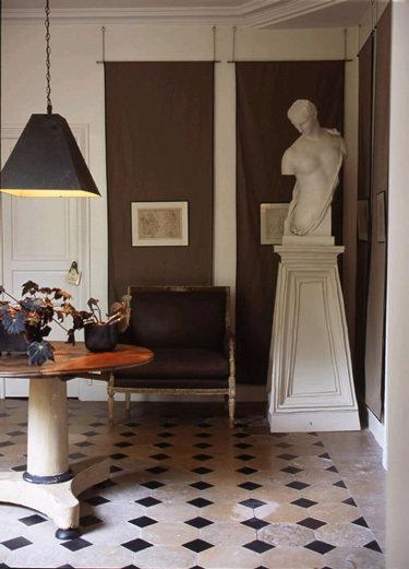 Фотография: Декор в стиле Прованс и Кантри, Декор интерьера, Декор дома, Плитка – фото на InMyRoom.ru