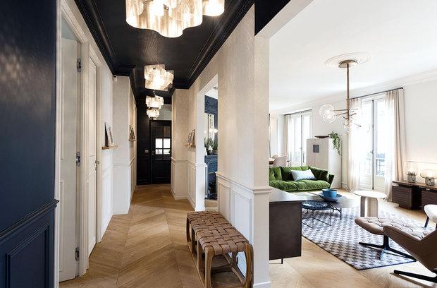 Фотография: Прихожая в стиле Эклектика, Декор интерьера, Квартира, Париж – фото на INMYROOM