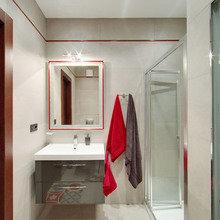 Фотография: Ванная в стиле Современный, Хай-тек, Дом, Дома и квартиры, IKEA, Проект недели – фото на InMyRoom.ru