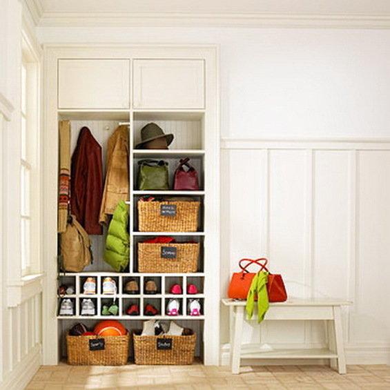 Фотография: Прихожая в стиле Прованс и Кантри, Интерьер комнат, Ковер – фото на INMYROOM