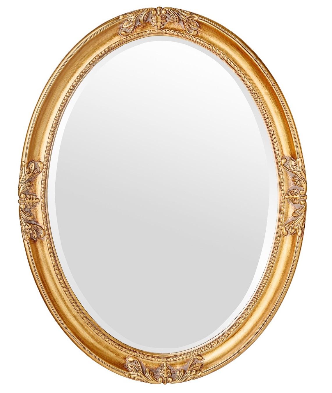 Картинка овальное зеркало