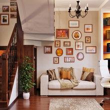 Фото из портфолио Классический дизайн для домашнего офиса – фотографии дизайна интерьеров на INMYROOM