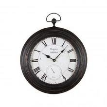 Часы METALL WALL POCKET WATCH CLOCK