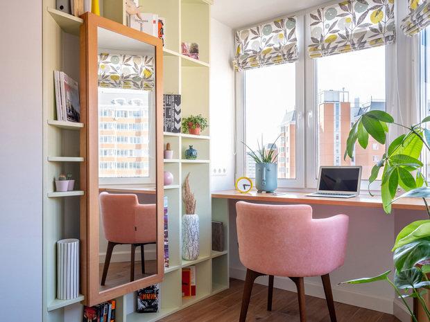 Фото из портфолио ПеределкиНО – фотографии дизайна интерьеров на INMYROOM