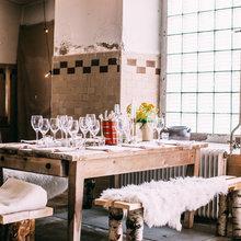 Фото из портфолио Вторая жизнь Молочной фермы – фотографии дизайна интерьеров на InMyRoom.ru