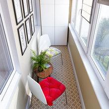 Фото из портфолио Медовая геометрия – фотографии дизайна интерьеров на INMYROOM