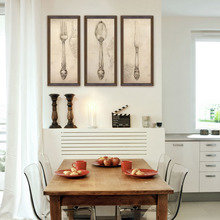 Фото из портфолио Столовые приборы – фотографии дизайна интерьеров на INMYROOM