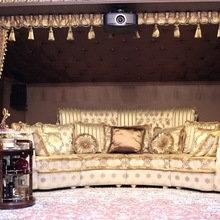 Фото из портфолио Роскошные аппартаменты – фотографии дизайна интерьеров на INMYROOM