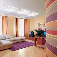 Фотография: Гостиная в стиле Современный, Дизайн интерьера, Декор – фото на InMyRoom.ru