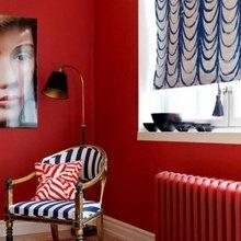 Фотография: Мебель и свет в стиле Кантри, Малогабаритная квартира – фото на InMyRoom.ru