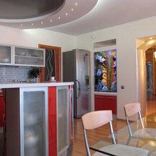 Фото из портфолио уютная современная квартира  – фотографии дизайна интерьеров на InMyRoom.ru