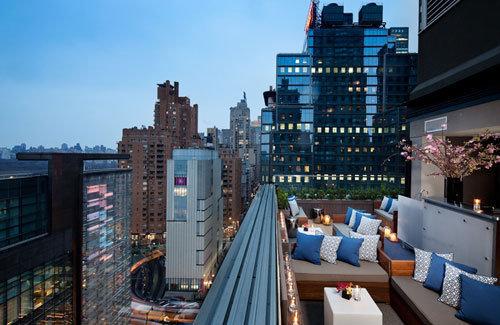 Фотография: Балкон в стиле Современный, Дома и квартиры, Городские места, Нью-Йорк – фото на InMyRoom.ru