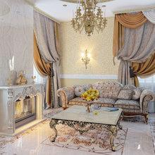 Фотография: Гостиная в стиле Классический, Современный – фото на InMyRoom.ru