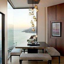 Фото из портфолио Резиденция на берегу океана для небольшой семьи в Лос-Анджелесе – фотографии дизайна интерьеров на InMyRoom.ru