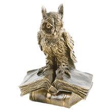 Скульптура Ученый Филин