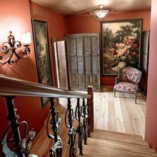 Фотография: Прихожая в стиле Кантри, Дом, Guadarte, Дома и квартиры – фото на InMyRoom.ru