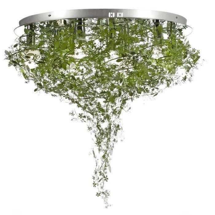 """Потолочный светильник """"Green"""" Luce Solara"""