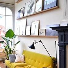 Фото из портфолио Атмосферная квартира - ЛОФТ в Амстердаме – фотографии дизайна интерьеров на InMyRoom.ru