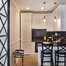 Фотография: Кухня и столовая в стиле Современный, Декор интерьера, Квартира, Дома и квартиры, Прованс – фото на InMyRoom.ru