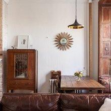 """Фото из портфолио Классический """"Clinton Hill Brownstone"""" – фотографии дизайна интерьеров на InMyRoom.ru"""