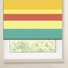 Рулонные шторы: Красочные полосы