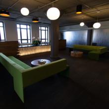 Фотография: Прочее в стиле Лофт, Офисное пространство, Офис, Дома и квартиры – фото на InMyRoom.ru