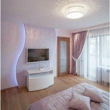 Фотография: Спальня в стиле Современный, Квартира, Дома и квартиры, Роспись – фото на InMyRoom.ru