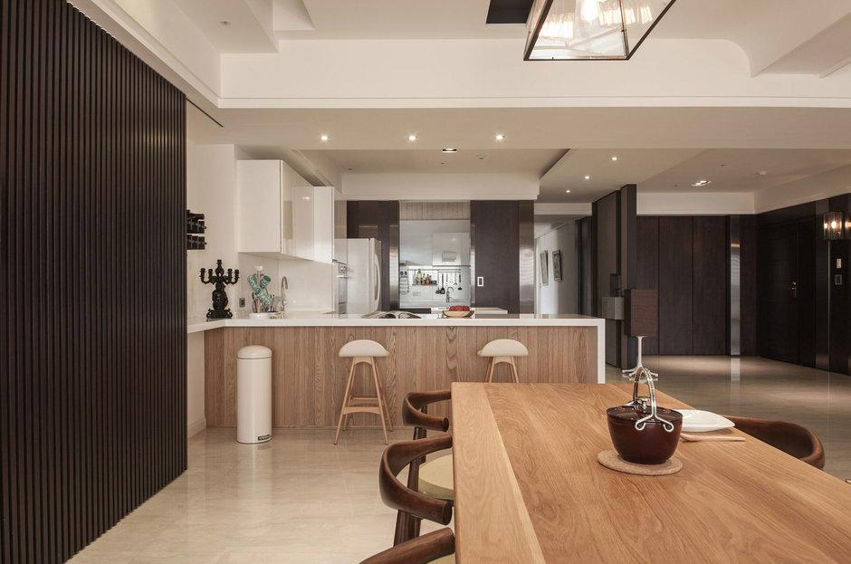 Фотография: Кухня и столовая в стиле Скандинавский, Дом, Дома и квартиры, Проект недели – фото на InMyRoom.ru