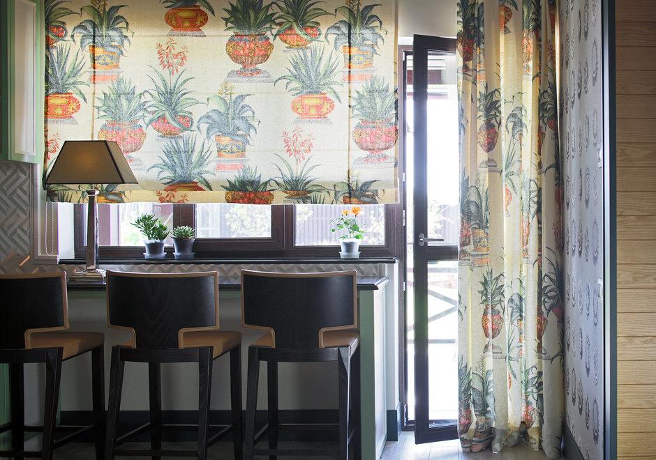 Фотография: Кухня и столовая в стиле Эклектика, Дом, Проект недели, Подмосковье – фото на InMyRoom.ru