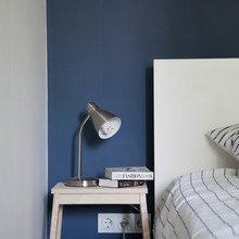 Фотография: Спальня в стиле Скандинавский, Квартира, Проект недели, двухкомнатная квартира, Герой InMyRoom, Казахстан, хрущевка – фото на InMyRoom.ru
